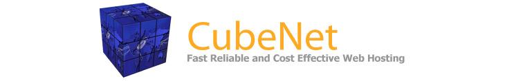 CubeNet Web Hosting